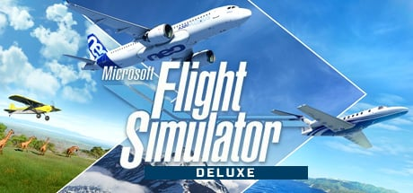 Microsoft Flight Simulator Deluxe