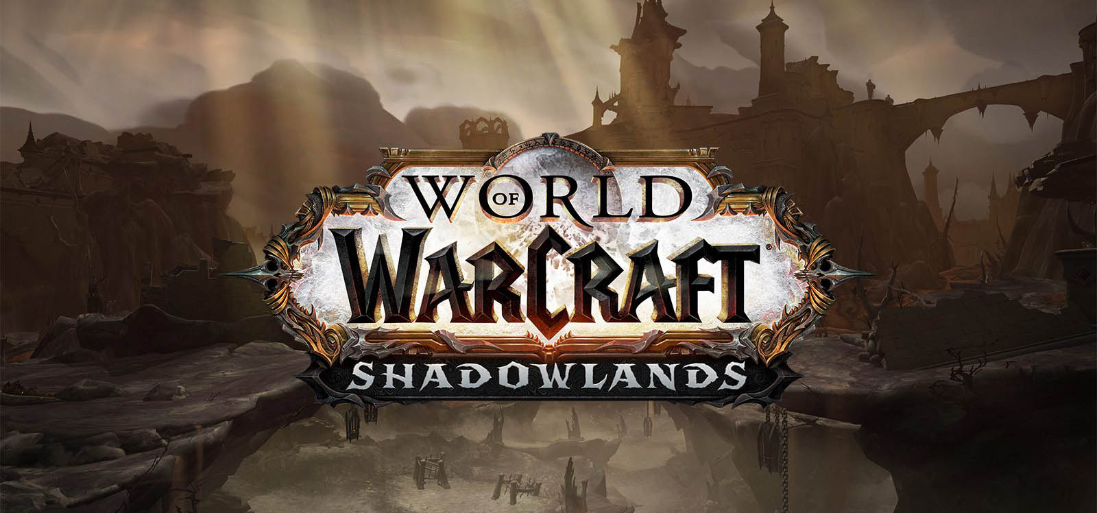 World of Warcraft WoW Shadowlands