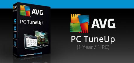 AVG TUNEUP 1 PC 1 Year