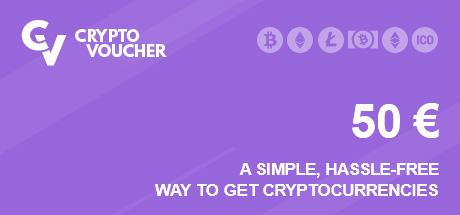 Crypto Voucher 50 EUR Prepaid Key