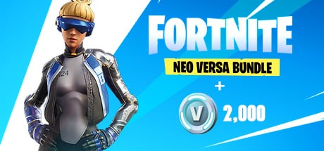 Fortnite Epic Neo Versa Bundle u. 2000 V-Bucks PS4