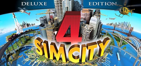 SimCity 4 Deluxe Edition Steam Edition