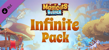 MagiCats Builder - Infinite Pack
