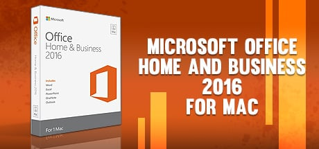 Microsoft Office 2016 Home and Business OS X