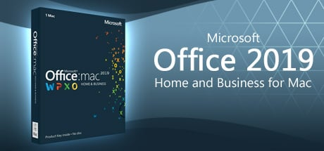 Microsoft Office 2019 Home and Business OS X