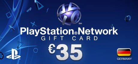 PlayStation Network Card 35 EUR