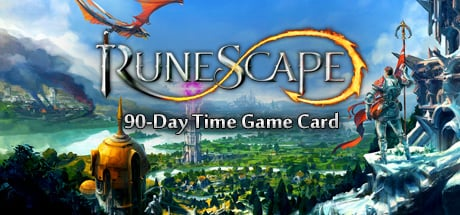 Runescape Gamecard 90 Tage