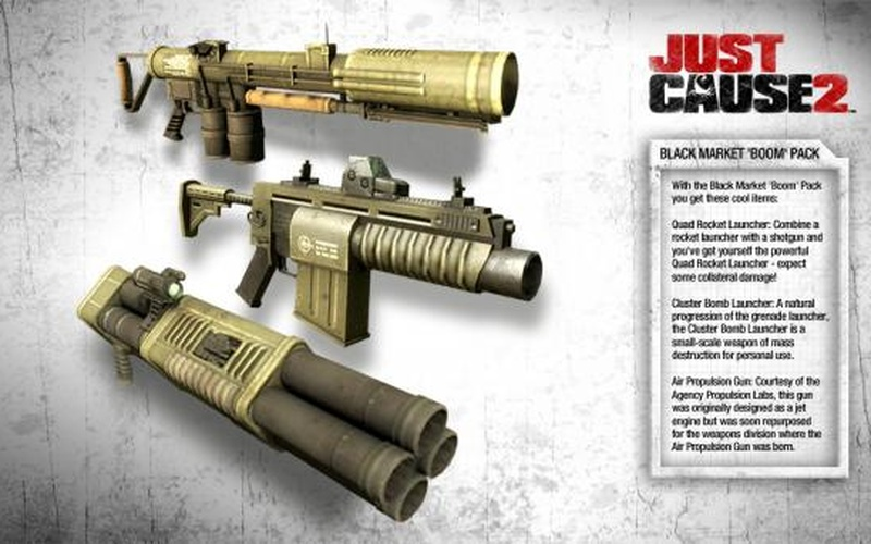 Just Cause 2 Collection