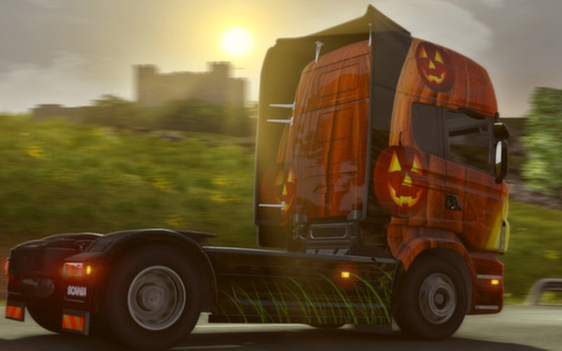 Euro Truck Simulator Mega Collection