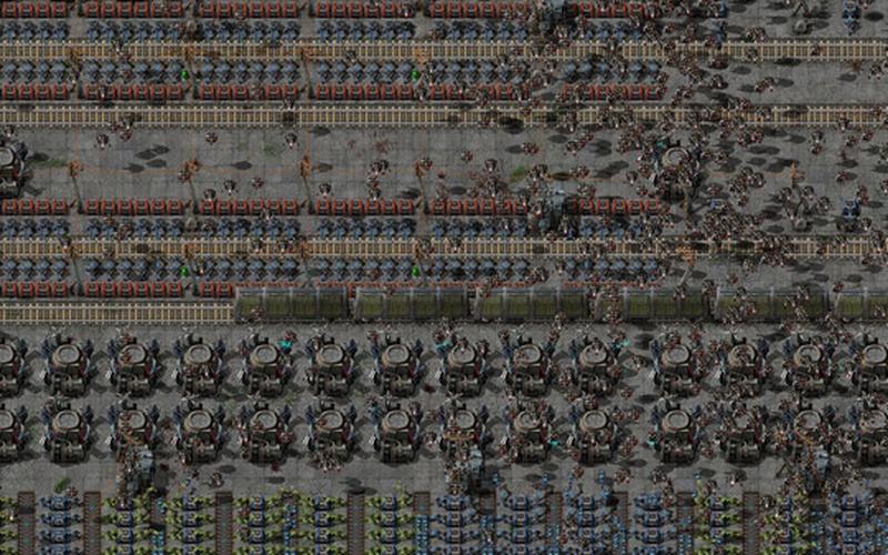 Factorio EUROPE