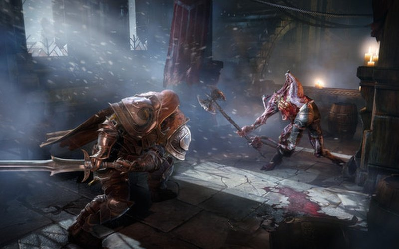 Lords Of The Fallen Digital Deluxe Edition