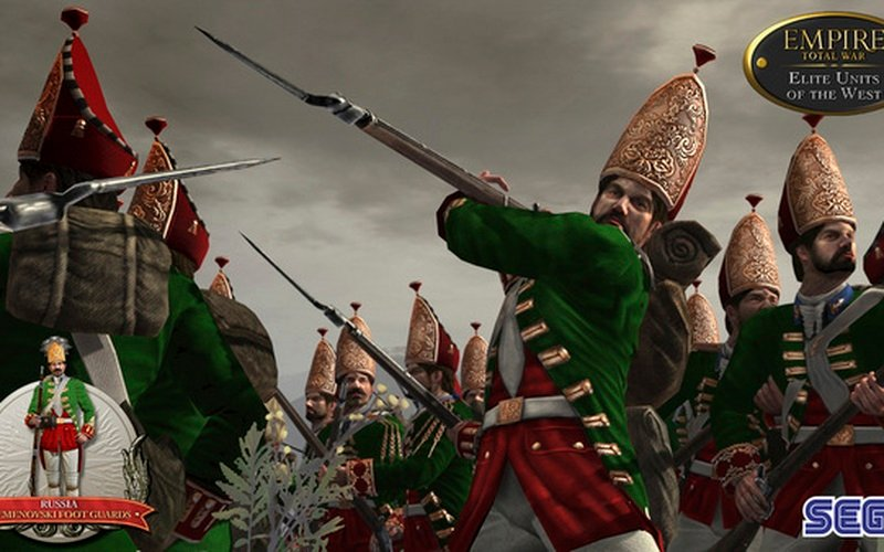 Empire: Total War™ - Elite Units of the West