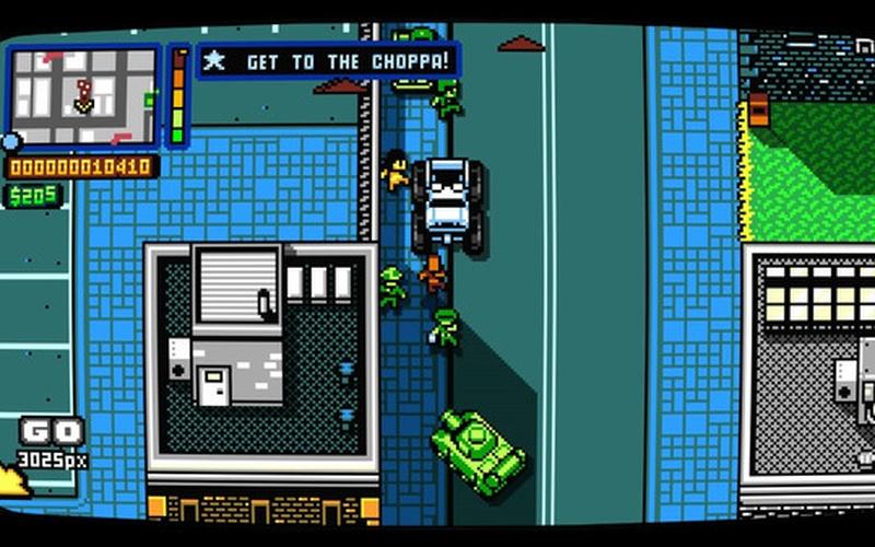Retro City Rampage™ DX