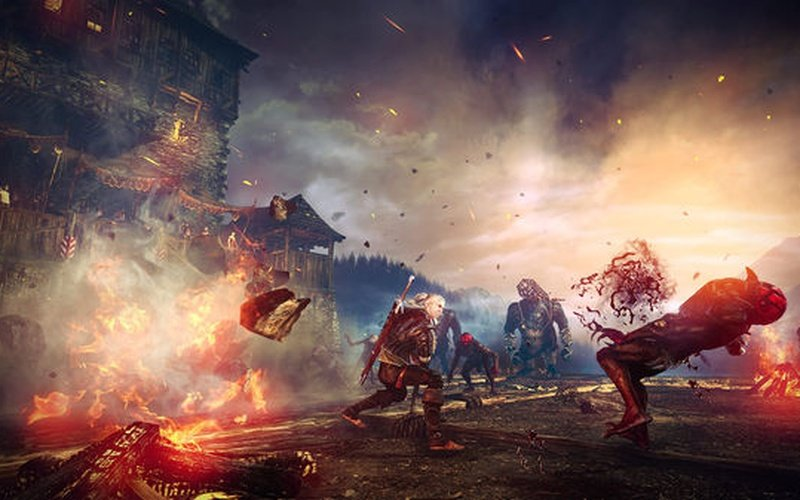 The Witcher 2: Assassins of Kings Enhanced Edition GOG