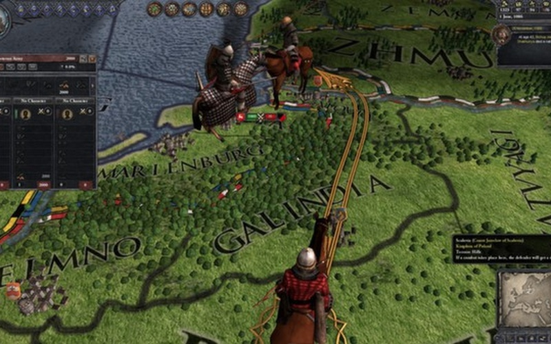 Crusader Kings II: Russian Unit Pack