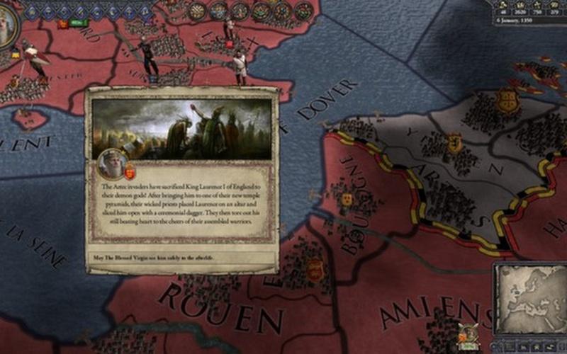 Crusader Kings II: Sunset Invasion