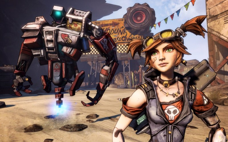 BORDERLANDS 2 GAME OF THE YEAR EDITION EUROPE