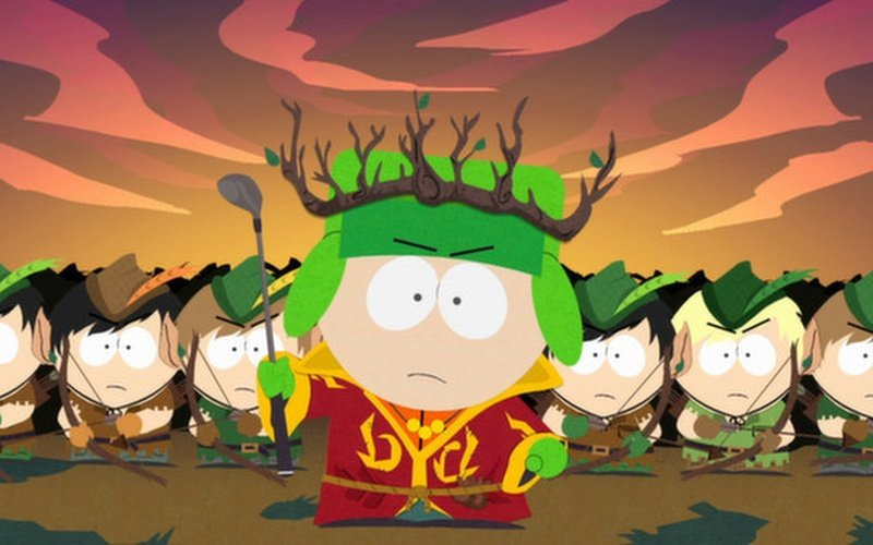 South Park: The Stick of Truth DE Version