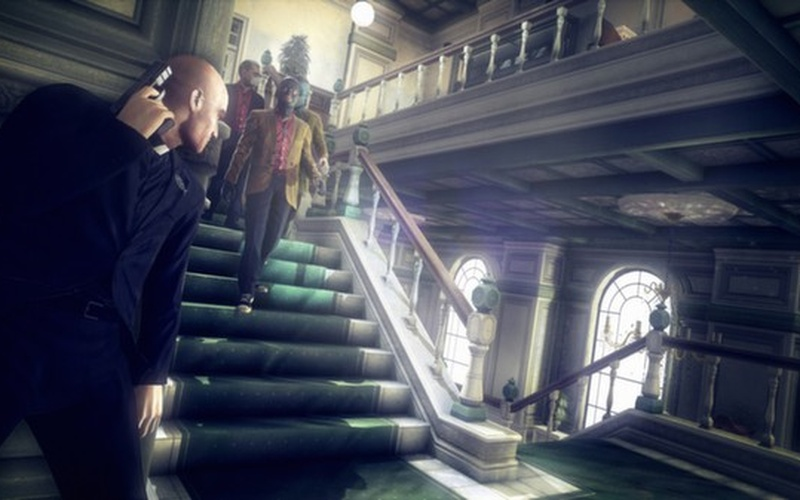 Hitman: Absolution: Agency HX UMP