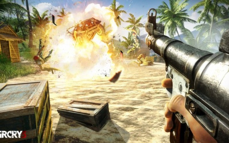 Far cry 3 steam deals