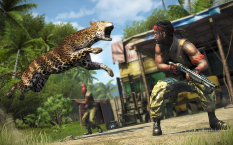 Far Cry 3 Steam Edition