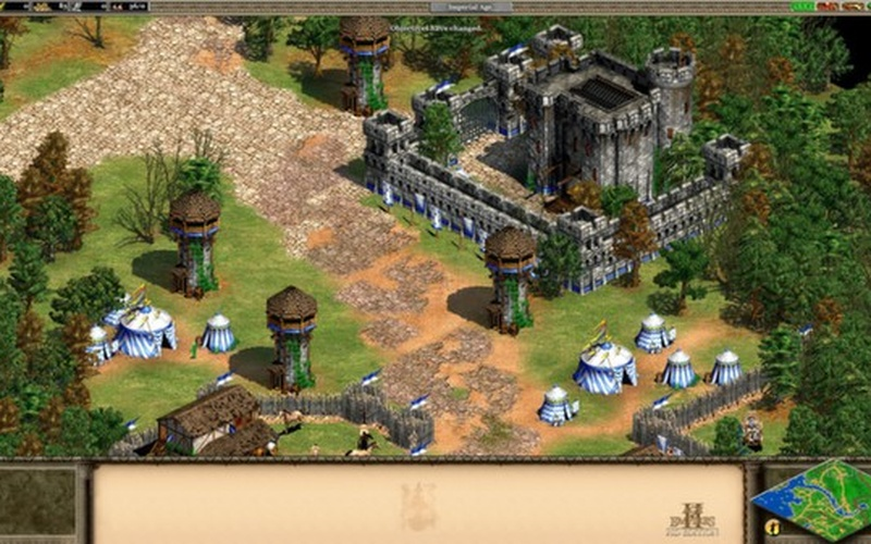 Age of Empires II HD EUROPE