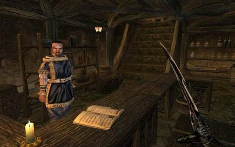 The Elder Scrolls III: Morrowind Game of the Year Edition