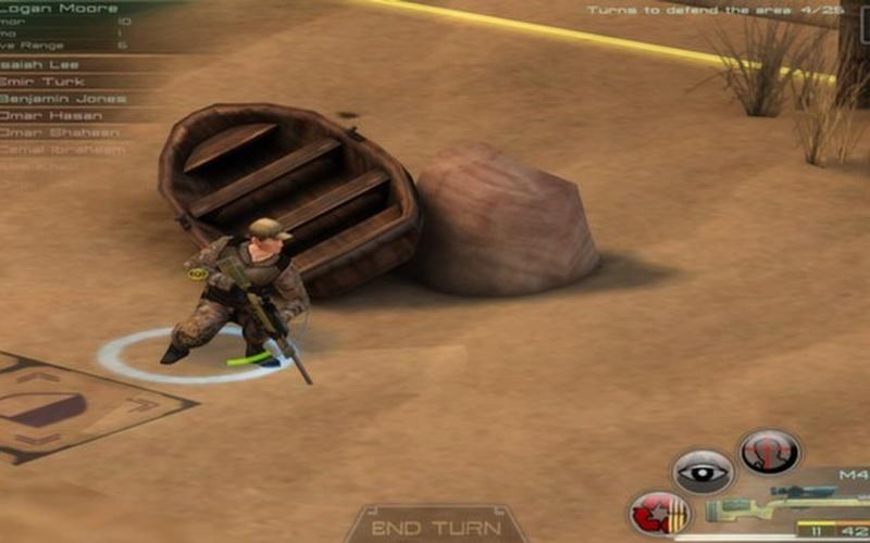 Frontline Tactics - Sniper