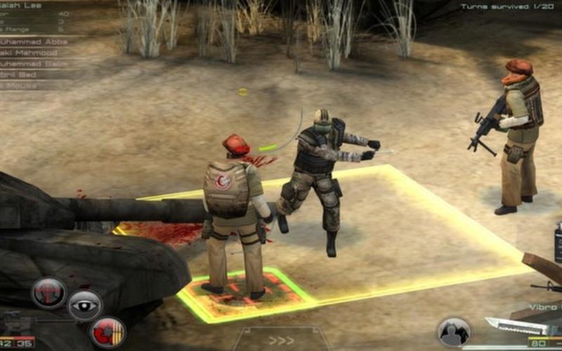 Frontline Tactics - Close Quater Combat Soldier