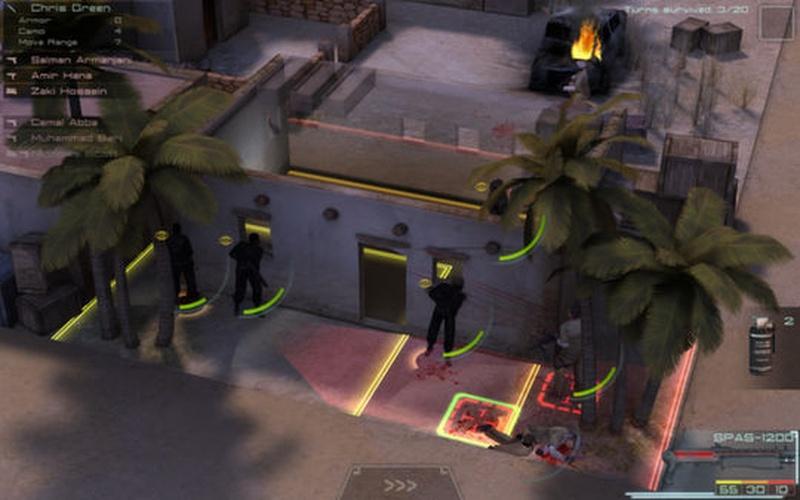 Frontline Tactics - Ninja Camouflage