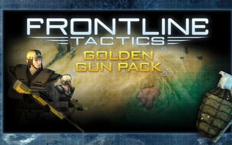 Frontline Tactics - Golden Guns