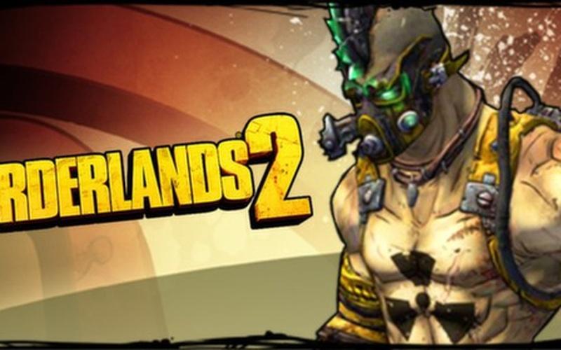 Borderlands 2 psycho supremacy pack