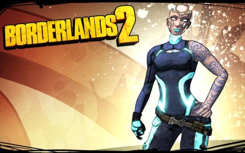 Borderlands 2: Siren Supremacy Pack