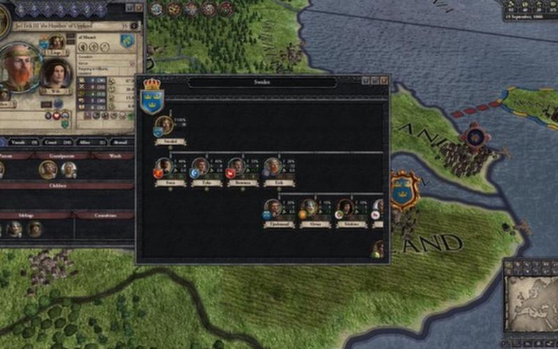 Crusader Kings II: Dynasty Shield III
