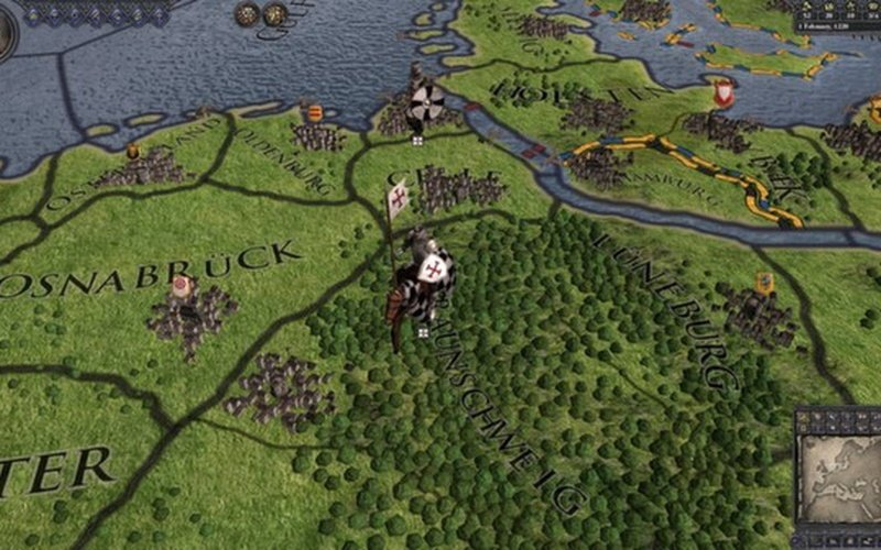 Crusader Kings II: Military Orders Unit Pack