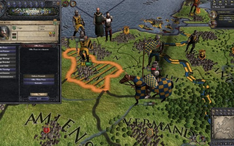 Crusader Kings II: Hymns of Abraham