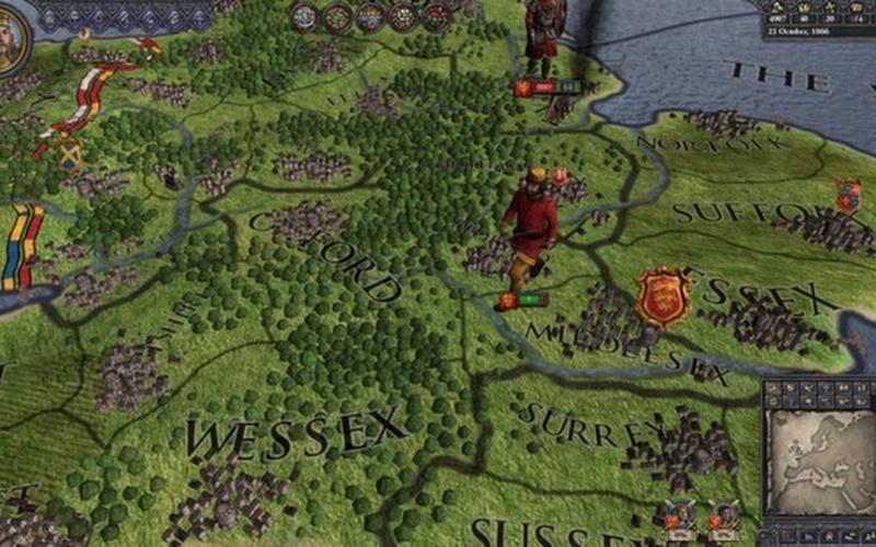 Crusader Kings II: Saxon Unit Pack