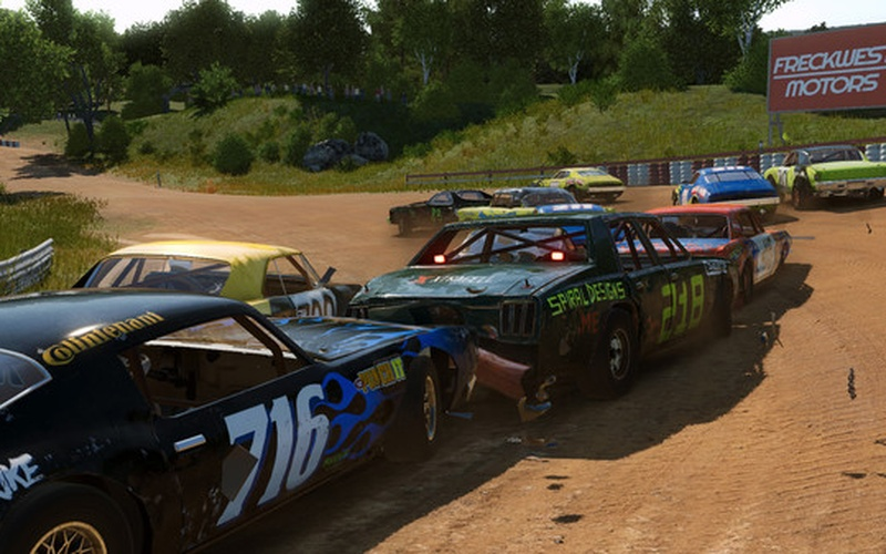 wreckfest auf steam pc spiele hrk game. Black Bedroom Furniture Sets. Home Design Ideas