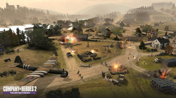 Coh 2 Case Blue : Company of heroes 2: master collection on steam pc game hrk game