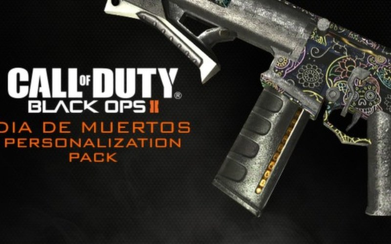 Call of Duty: Black Ops II - Dia de los Muertos Personalization Pack