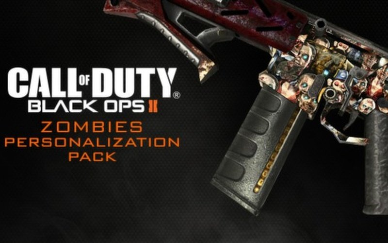 Call of Duty: Black Ops II - Zombies Personalization Pack