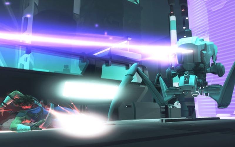 STRIDER™ / ストライダー飛竜®