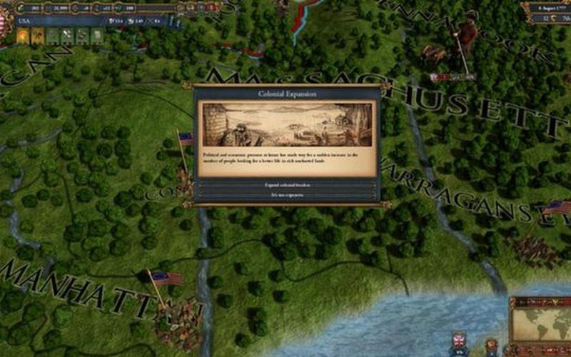 Europa Universalis IV: American Dream
