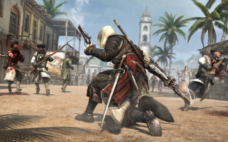ASSASSIN'S CREED® IV BLACK FLAG™ - DELUXE EDITION EN