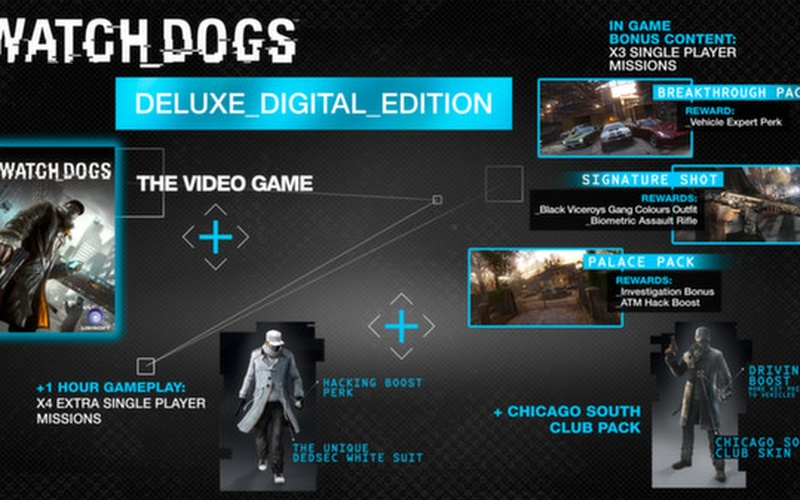 Watch_Dogs Steam Edition