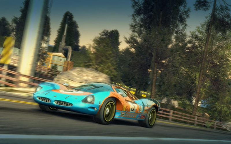 Burnout Paradise: The Ultimate Box Steam Edition