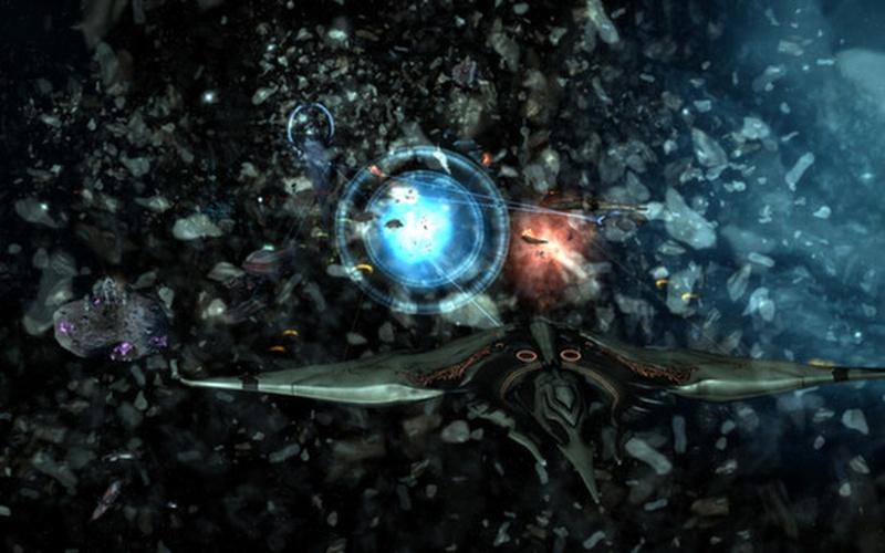 Sins of a Solar Empire: Rebellion - Stellar Phenomena