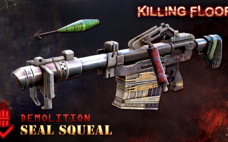 Killing Floor Community Weapons Pack 3 Us Versus Them
