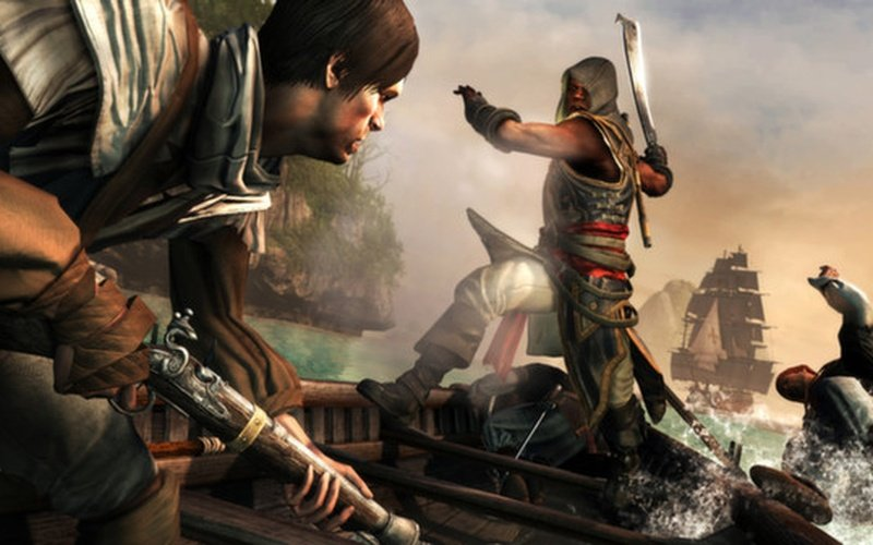 Assassin's Creed IV Black FlagGold Edition