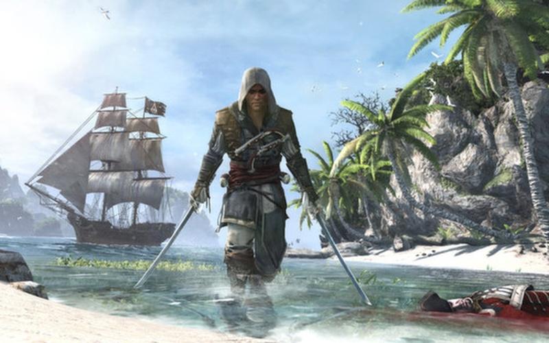 Assassin's CreedIV Black Flag - Illustrious Pirates Pack